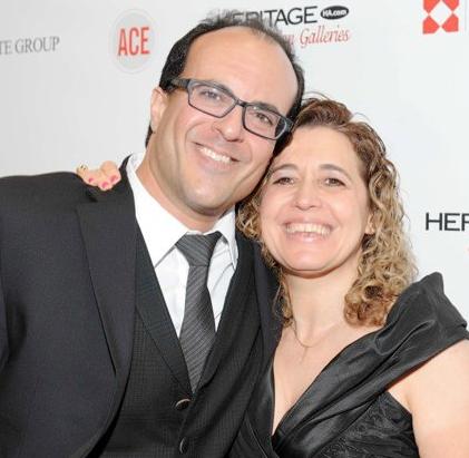 Gary and Jolie Alony love Soho NYC