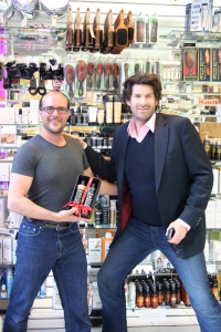 Philip B hair products can be found at Thompson Alchemists