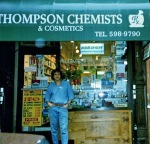 Gary Alony owner Thompson Chemists