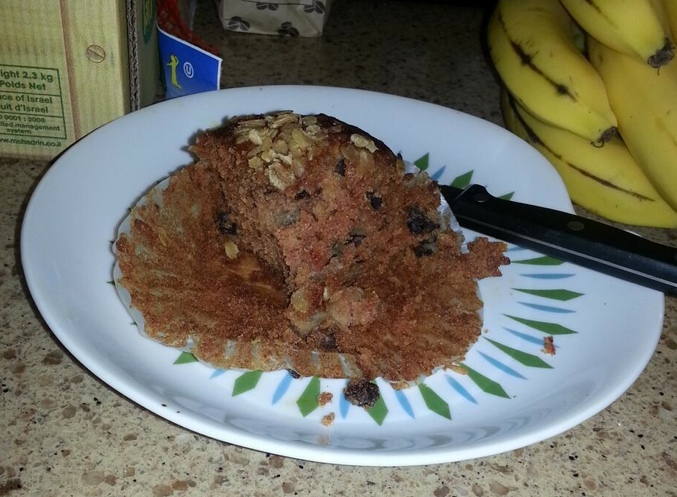 Bread Alone Morning Glory Muffin