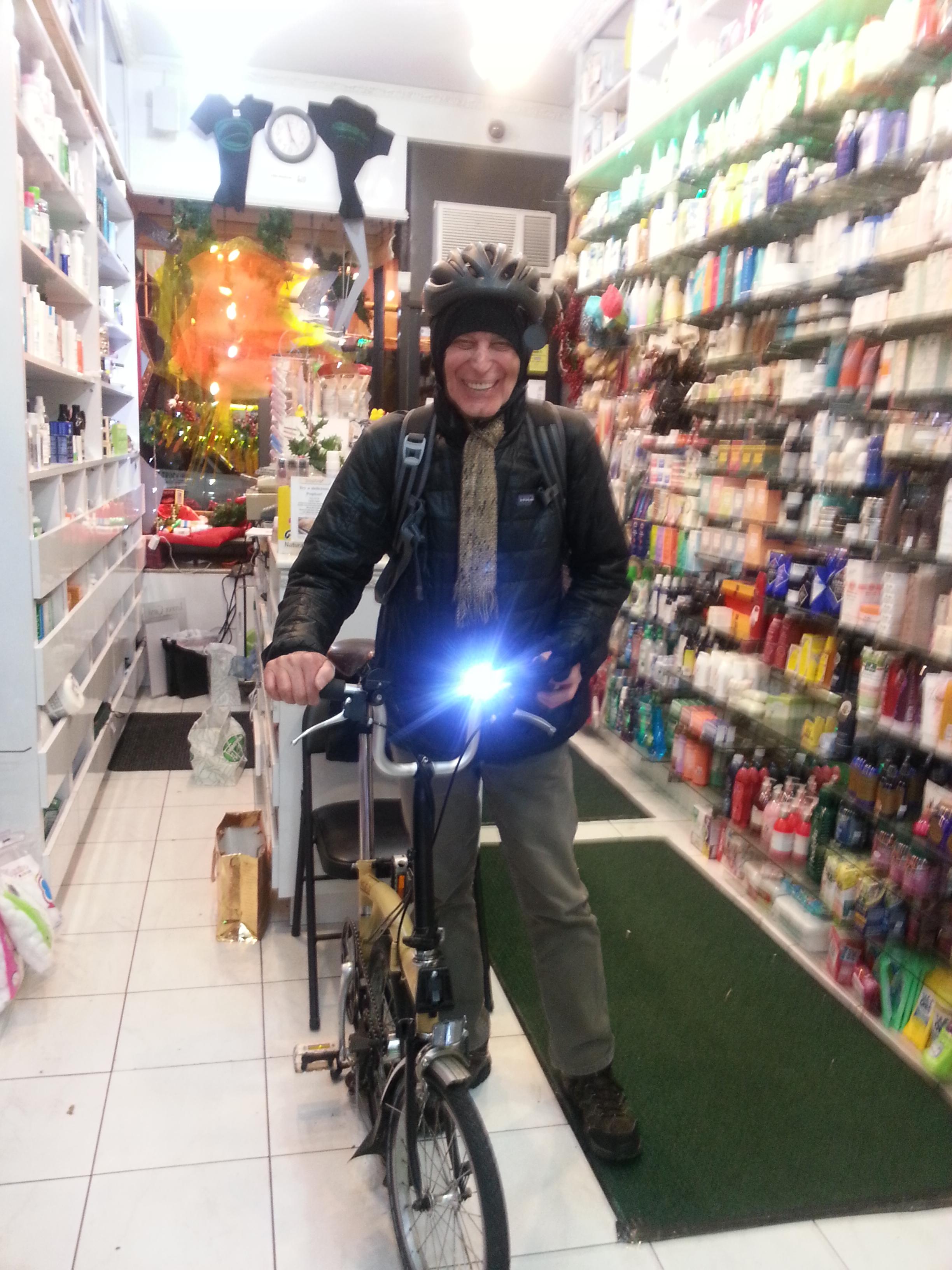 NEBO® Bike Light Combo