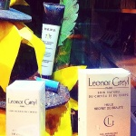 Leonor Greyl and Philip B hair care