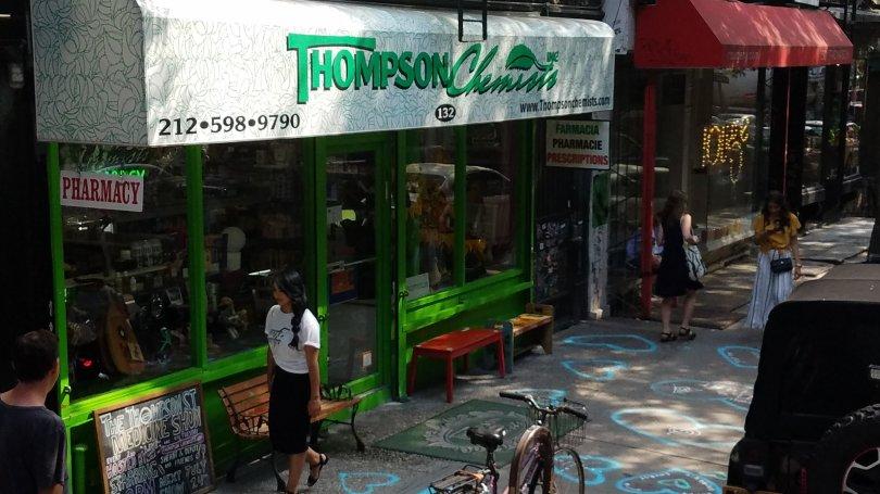 pharmacyOnThompsonStreet