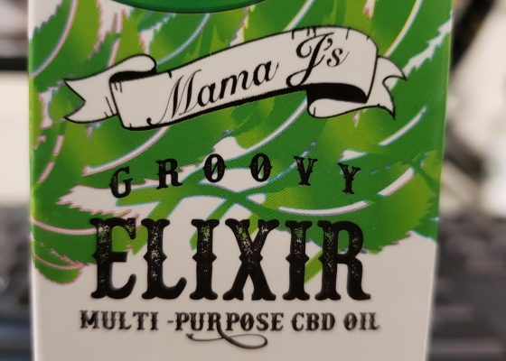 mama j's groovy elixir available at Thompson Alchemists